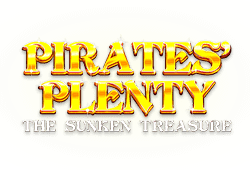 Red Tiger Gaming - Pirate's Plenty: The Sunken Treasure slot logo
