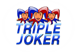 Tom Horn Gaming - Triple Joker slot logo