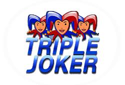 Tom Horn Gaming Triple Joker logo