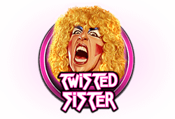 Play'n GO Twisted Sister logo