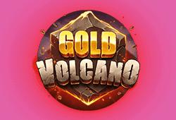 Play'n GO Gold Volcano logo