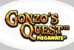 Net Entertainment - Gonzo's Quest Megaways slot logo