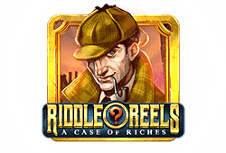 Play'n GO - Riddle Reels: A Case of Riches slot logo