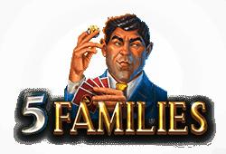 Red Tiger Gaming - 5 Families slot logo