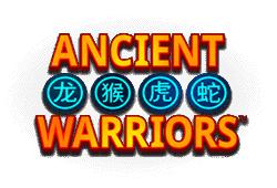 Microgaming - Ancient Warriors slot logo