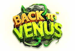 Betsoft - Back to Venus slot logo