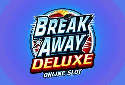 Microgaming - Break Away Lucky Wilds slot logo