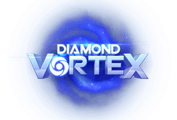 Play'n GO - Diamond Vortex slot logo