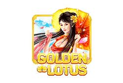 Red Tiger Gaming - Golden Lotus slot logo