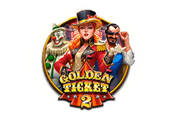 Play'n GO - Golden Ticket 2 slot logo