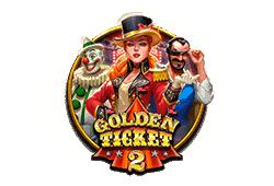 Play'n GO Golden Ticket 2 logo