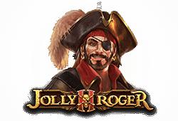 Play'n GO - Jolly Roger 2 slot logo