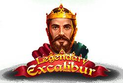 Red Tiger Gaming Legendary Excalibur logo