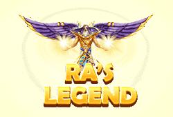 Red Tiger Gaming Ra's Legend logo