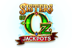 Microgaming - Sisters of Oz WowPot! slot logo