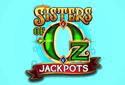 Microgaming Sisters of Oz WowPot! logo