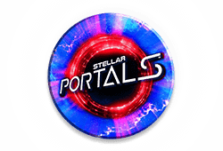 Microgaming - Stellar Portals slot logo