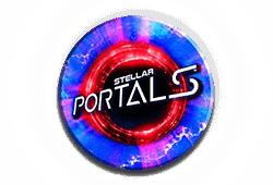 Microgaming Stellar Portals logo