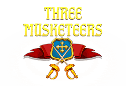 Red Tiger Gaming - Three Musketeers slot logo