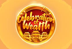 Play'n GO Celebration of Wealth logo