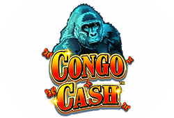 Pragmatic Play Congo Cash logo