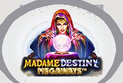 Pragmatic Play Madame Destiny Megaways logo