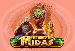 Pragmatic Play The Hand of Midas logo